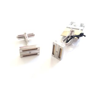 Stainless Steel Cufflinks FH
