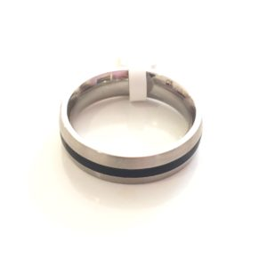 Stainless Steel Ring FH